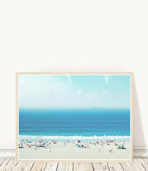 photograph relating to Printable Beach Pictures titled Seashore Decor, Ocean Print, Sea Printable, Seaside Print, Printable Artwork, Residing area Wall Artwork, Immediate Down load, Electronic Print