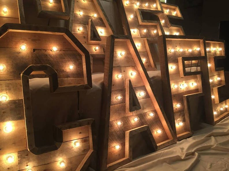 59b51aa0c73 24 Lighted Marquee Letters Marquee Lights Industrial