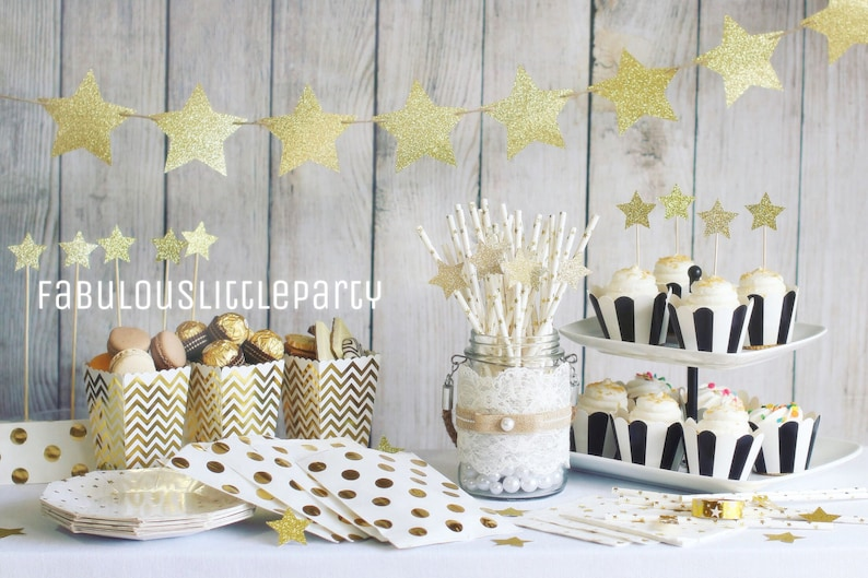 Party Decoration Kit Twinkle Little Star First