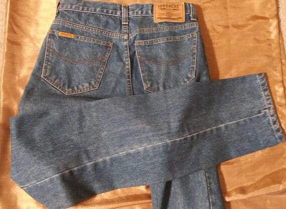 Vintage Jeans, Vintage Jordache Jeans, 90s Jordach