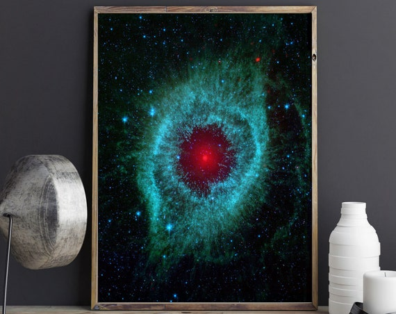 Hubble Outer Space Poster Nebula Poster Nebula Photo Hubble Photo Large Poster Giant Poster Galaxy Poster Space Wall Art 50x70 18x24 20x30