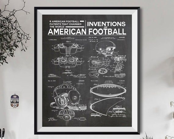 Inventions of American Football- Win 30