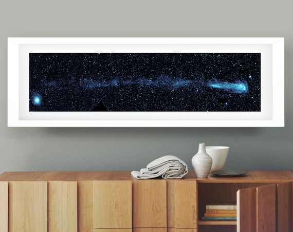 Star Poster of the Mira Star Photo Landscape Star Print
