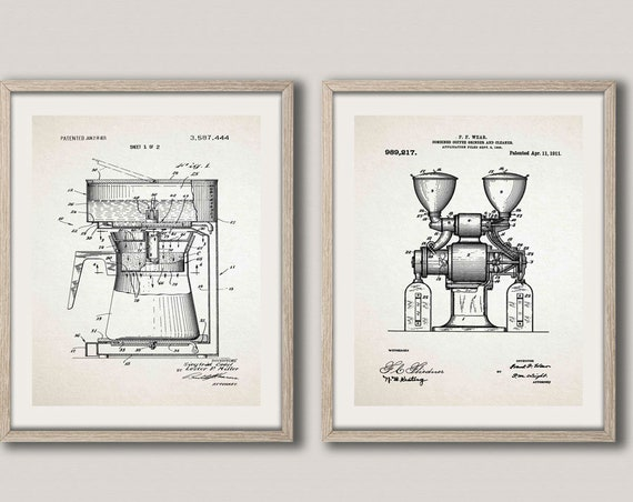 Coffee Poster Print Coffee Wall Art Coffee Decor Coffee Decor Cafe Print Coffee Shop Decor Coffee Sign Coffee Lover Coffee Gift WB266-268