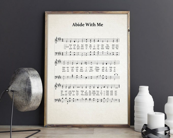 Abide With Me Hymn Christian Hymn Eventide Hymn