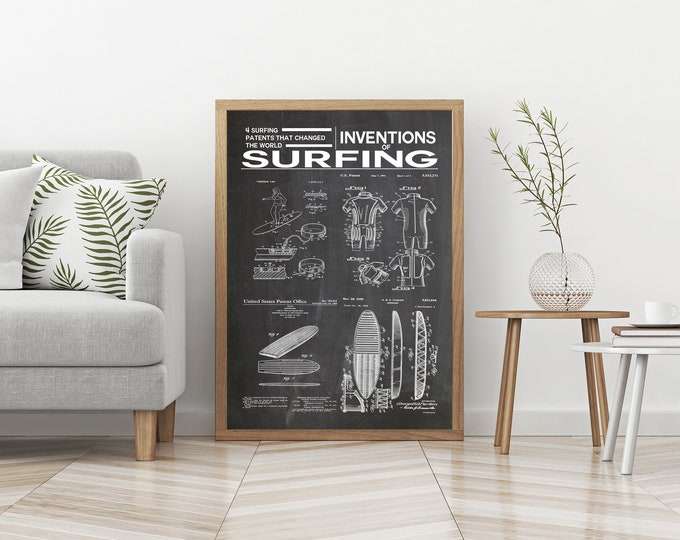 Inventions of Surfing