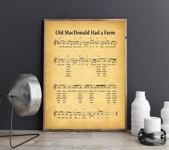 Old Mac Donald