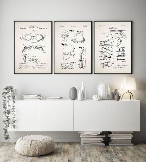 Swimming Inventions Swimming Art Swimmer Decor WB523,WB525,WB528-3F