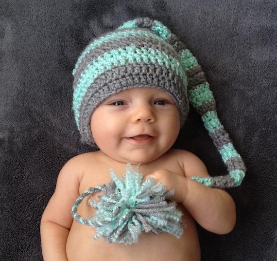 Crochet Baby Hat newborn photography props newborn picture  cc16a00c8dd5