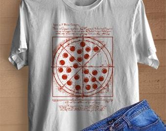 1dcd2ddf7 Spider man Home Comming shirt Vitruvian Pizza Shirt Tshirt Tee Unisex and  Women Tshirt Shirt Soft Cotton