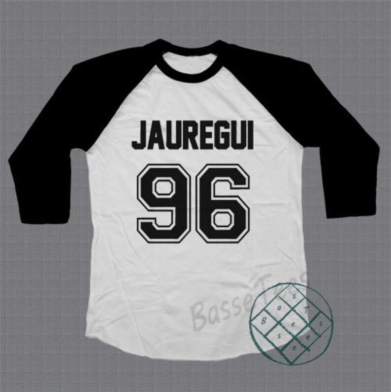 22c5668ec04bf6 Lauren Jauregui shirt baseball tee raglan shirt tshirt unisex | Etsy
