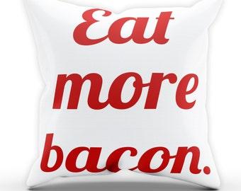 Bacon pillowcase | Etsy