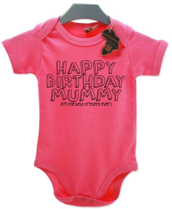 Flower girl wedding gift idea keepsake Baby Grow Vest Body Suit Cute Romper