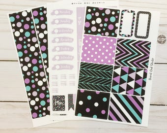 Amazing Purple EC Vertical Mini Weekly Kit - Bundle option