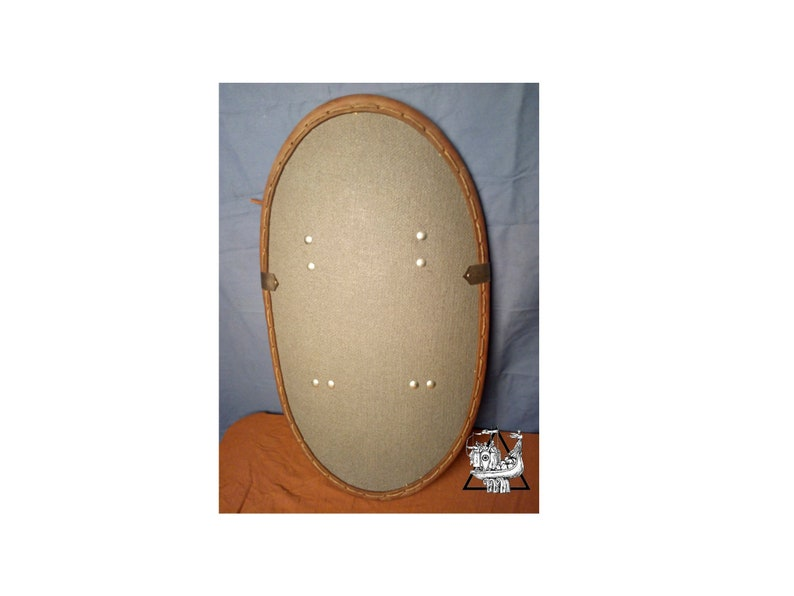 Combat Shield for Knight's Buhurt Ready Tournaments Shield imcf Battle  League Fighting Wooden Custome Shield Cosplay Protection SCA Armor