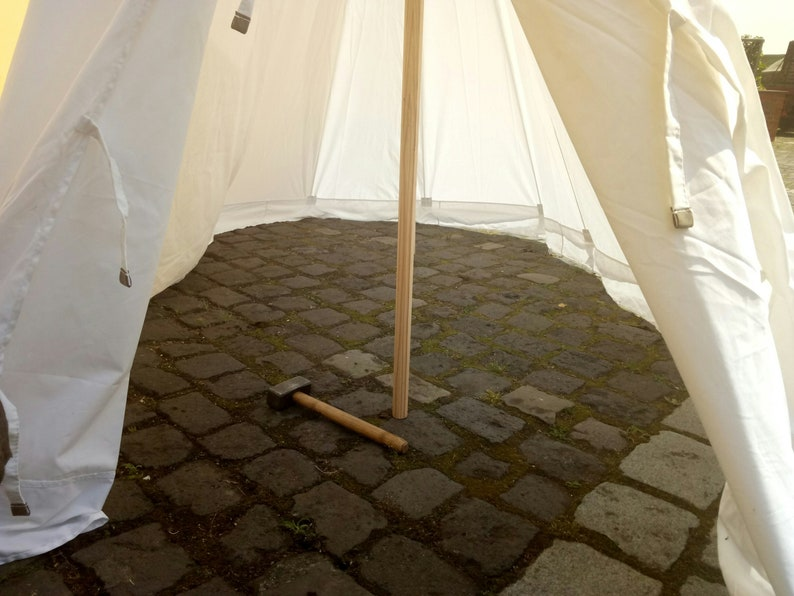 Saxony Medieval Tent Basis 14th Century Knights Tent Etsy