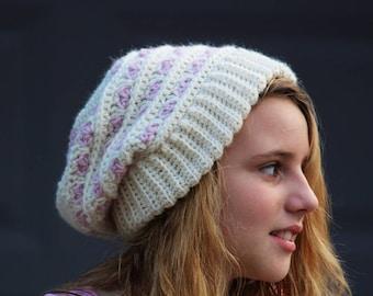 Lovely Crochet Slouch Pattern