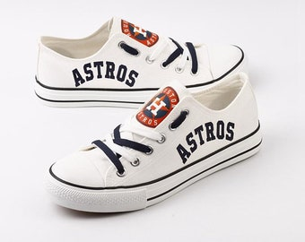 Converse Houston Astros womens tennis shoes 27603bb8f3