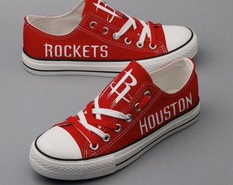 Converse Houston Rockets Womens Tennis Shoes