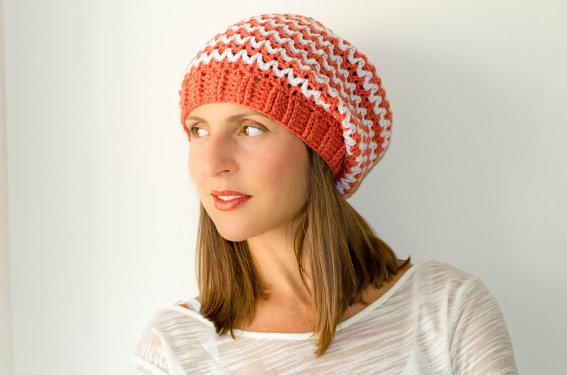 4f66b7074 Knit hats women womens beanies slouchy beanie hat knit | Etsy