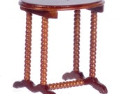 Dollhouse Miniature Appomattox Surrender Table P6085