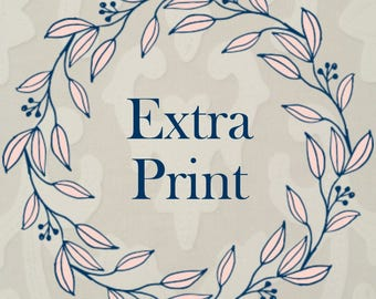 One Extra Print