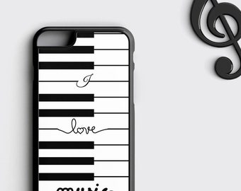 iphone 8 case piano