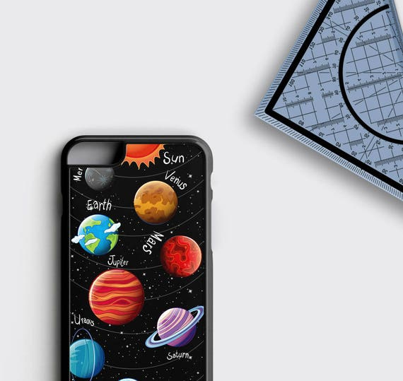 solar system iphone xr case - photo #43