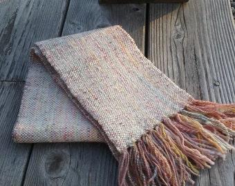 Handwoven Cormo Woolen Scarf