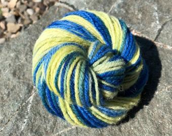 Babydoll Southdown Hand Spun Yarn
