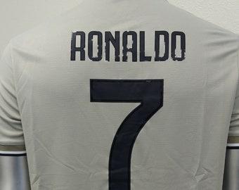 b005f81a4 Cristiano Ronaldo Juventus Away Football Soccer Jersey - Serie A 2018-2019  Season -NEW
