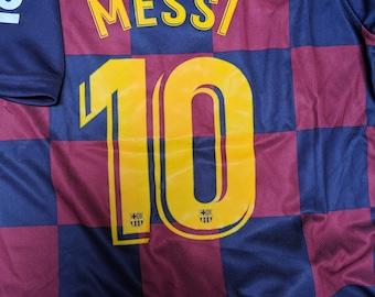 finest selection d4edb 540b5 Messi jersey | Etsy