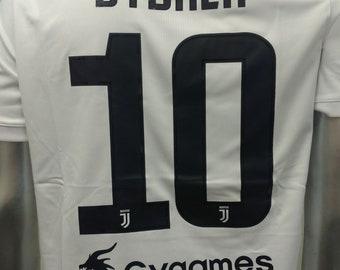 5c050145e1e Juventus Dybala #10 Home Football Soccer Jersey - Serie A 2018-2019 Season
