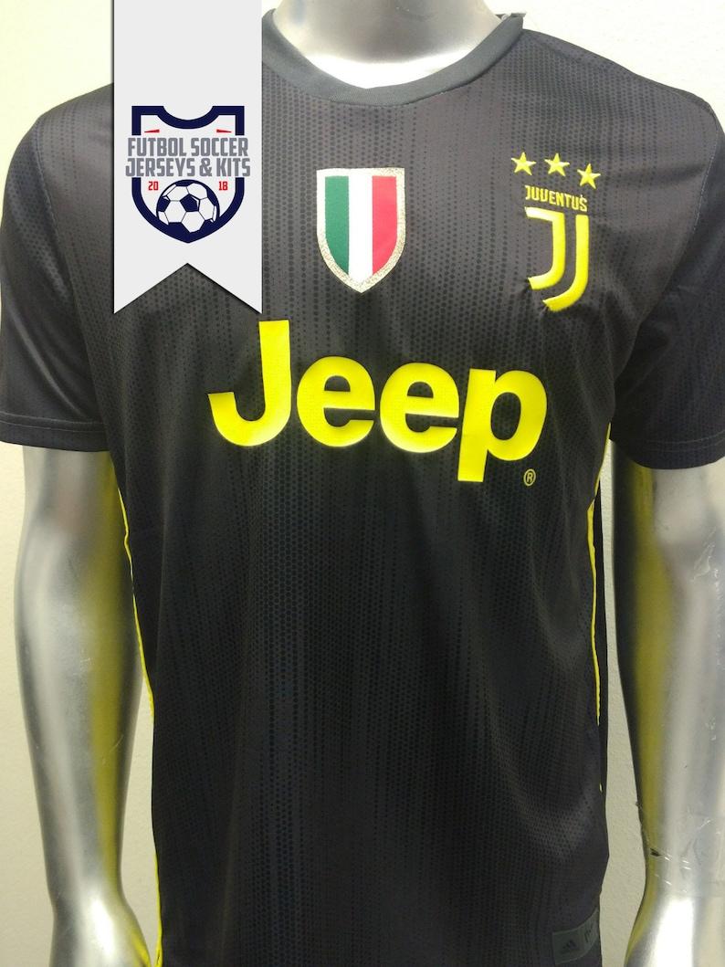 sports shoes fbc9e 37d2a Dybala #10 Juventus Third Kit Soccer Jersey - Serie A 2018-2019 Season