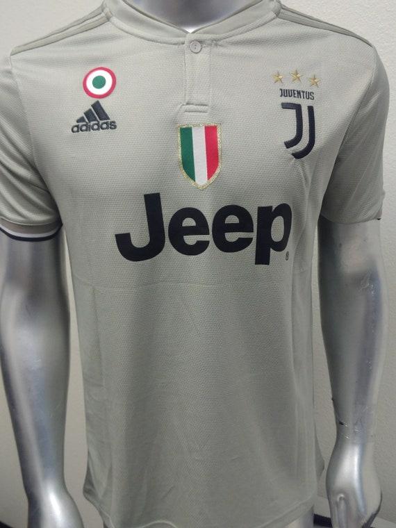Dybala #10 Juventus Away Soccer Jersey - Serie A 2018-2019