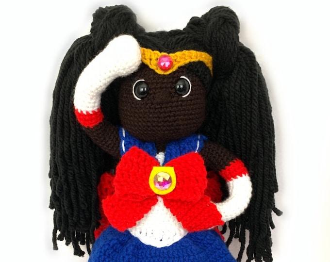 Sailor Princess Hero Doll