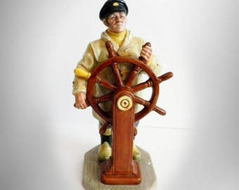 Royal Doulton porcelain figurine The Helmsman - HN 2499