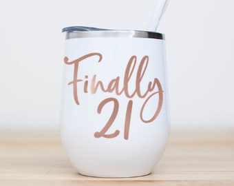 21st Birthday Gift