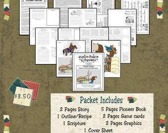 Pioneer Heroes teaching packet