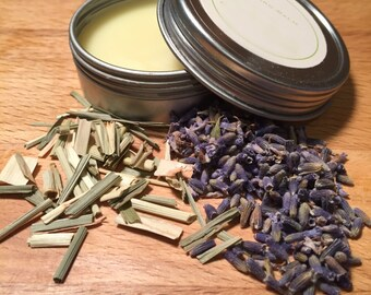 Lemongrass and Lavender Beard Balm