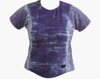 Women s Tie-Dye Bicycling Jersey Purple d759b4b8b