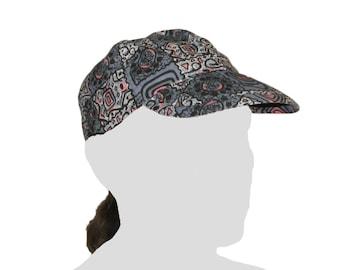 ROX Apres Aztec Geometric Print Supplex Hat with Full Crown