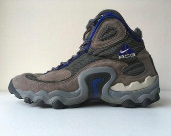 8c808893650aa Nike Air Talus ACG Mid Hiking Boot 1996 size 9