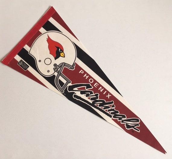 "Arizona Cardinals Fan Pack Baseball 30/"" Pennant Pennant, Sticker"