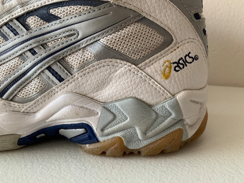 new concept c658c 70d70 Asics Gel Alta Plus 90 s Volleyball Shoes Mid BY150 size   Etsy