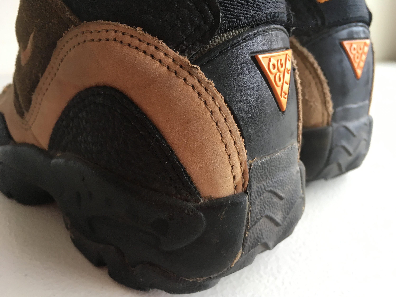 Nike Air Mada 1995 Hiking  botas botas botas  Mid Mujer tamaño 9.5 90s Grail f7861c
