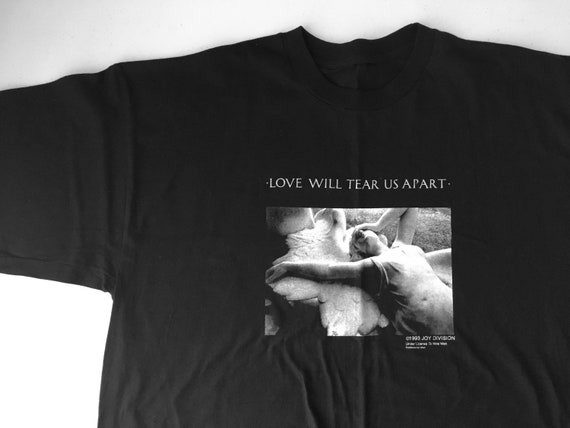JOY DIVISION An Ideal For Living T-shirt hommes