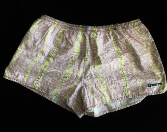 Sideout Vintage Swim Trunks Beach Shorts XL