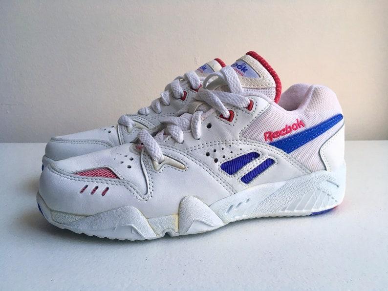 4b63d60166aeb7 Reebok Cross Training Shoes Finesse Aztrek 90 s White