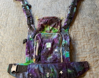 Galaxy Dyed Lillebaby Essentials    Baby Carrier